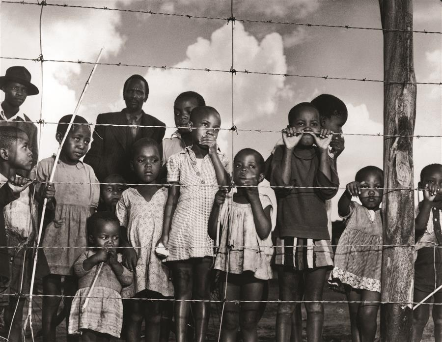 Indiana Daily Student Exhibit Displays Apartheid Photos