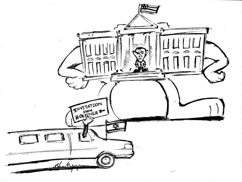 Cartoon Boehner