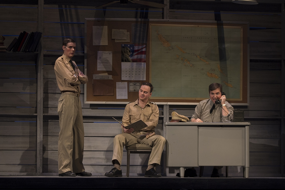 'South Pacific' opens Friday