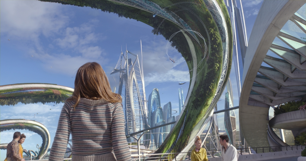 'Tomorrowland' has a lot of jet-packs but no fun