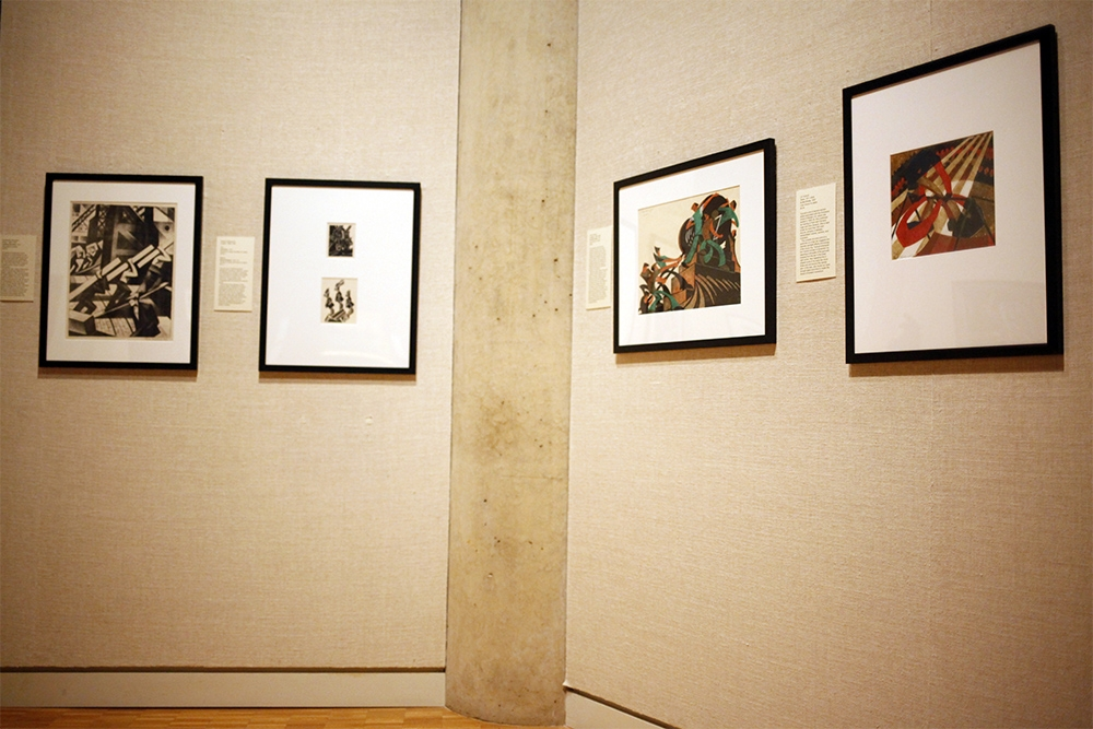 New installations come to art museum