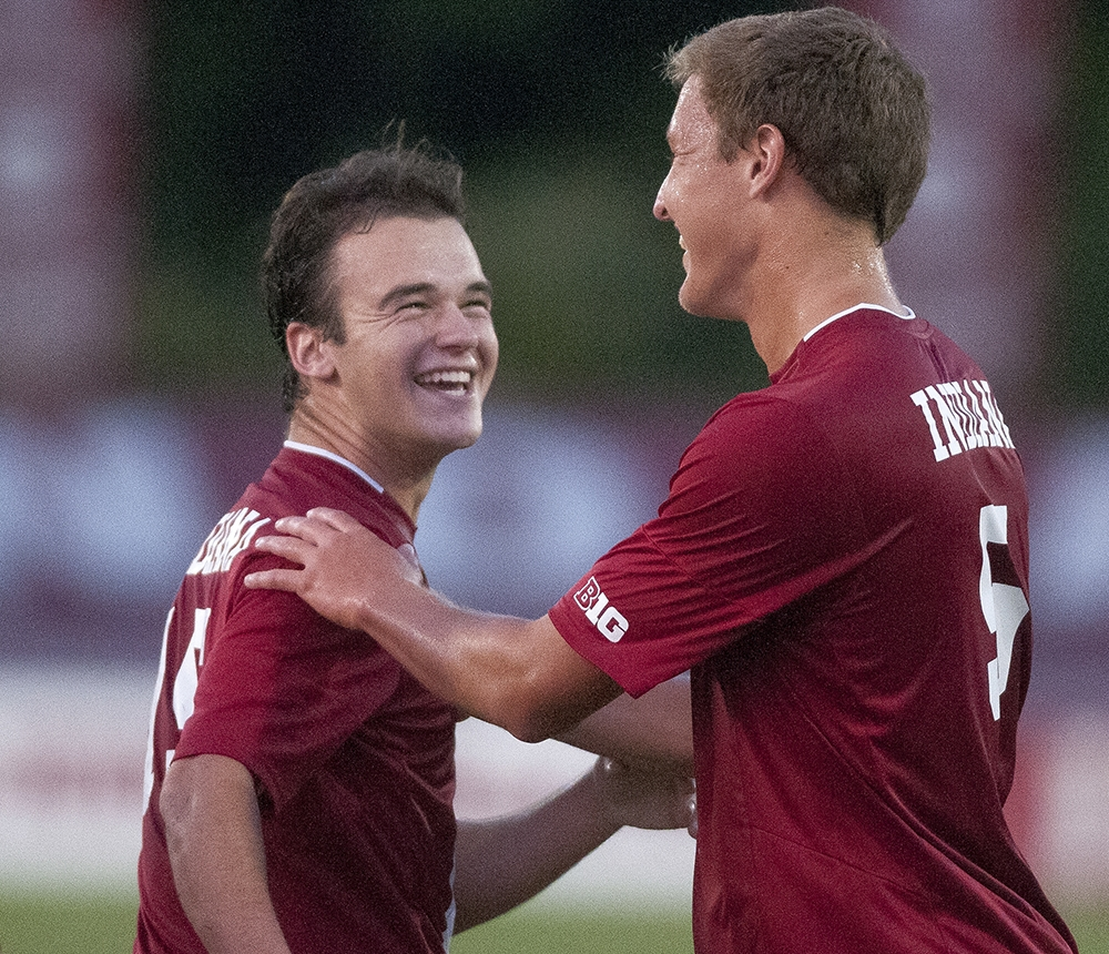 IU players have history with Chicago Fire Academy